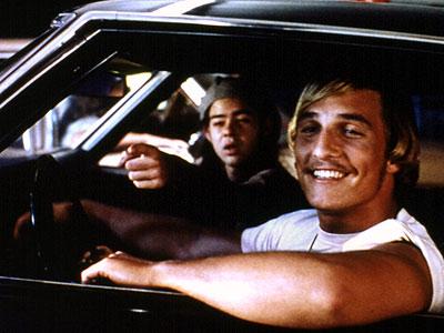 Matthew McConaughey a Tökéletlen időkben