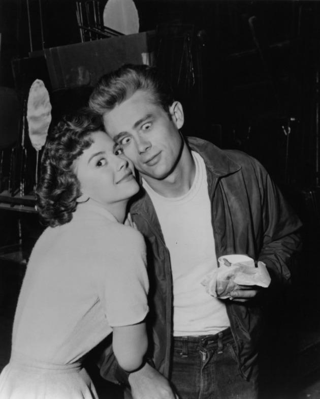 Natalie Wood és James Dean - Haragban a világgal (1955)