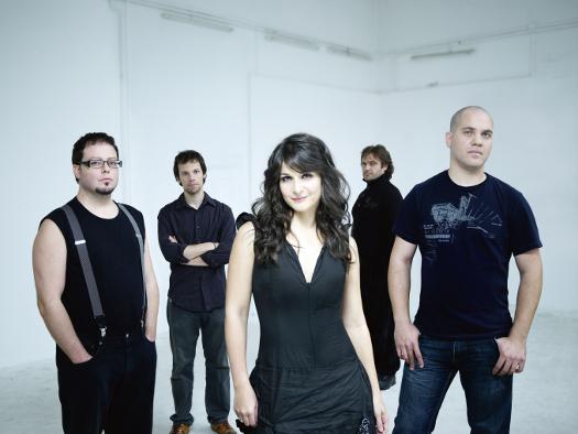 Bíró Eszter Quintet (Fotó: pecsikult.hu)