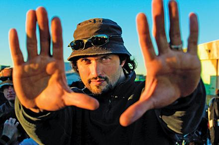 Robert Rodriguez (Fotó: filtmrailer.hu)