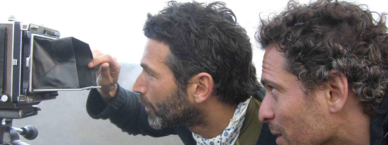 Adam Broomberg és Oliver Chanarin (Fotó: swotti.com)