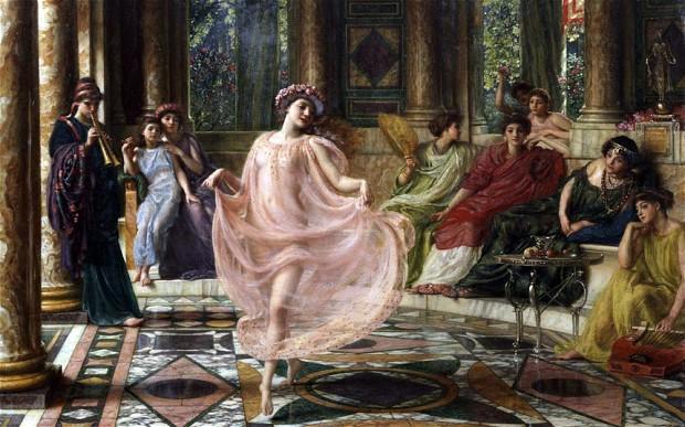 A jón tánc