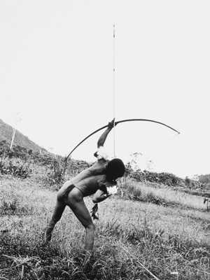 Ata Kandó: Nyilazó indián
