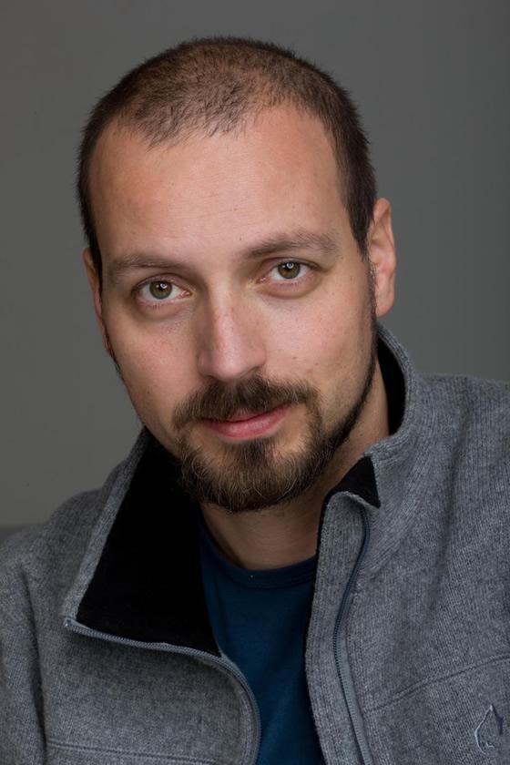 Pálfi György filmrendező (Fotó: kultography.hu)