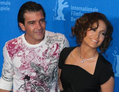 Antonio Banderas és Jennifer Lopez újra együtt (Fotó: fanpop.com)