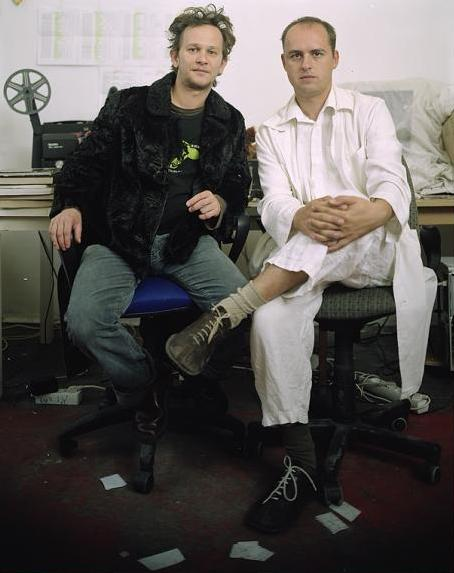 A Buharov testvérek (Fotó: medusa.vmmi.org)