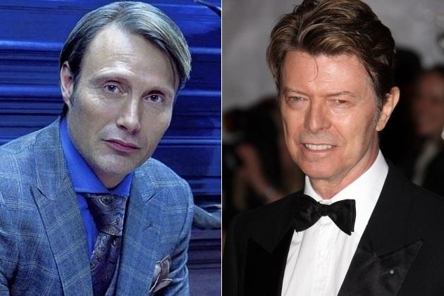 Mads Mikkelsen és David Bowie együtt játszhatnak? (Fotó: screenrush.com)