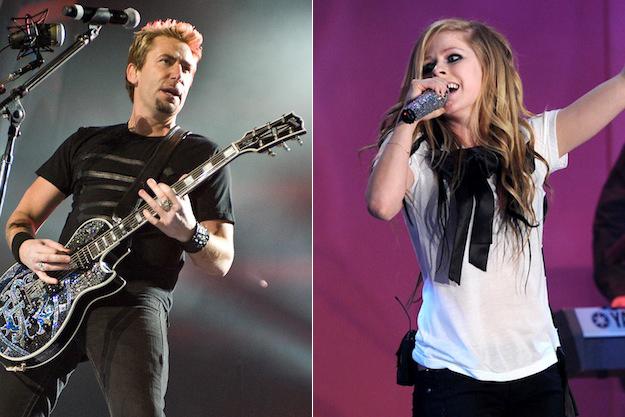 Chad Kroeger és Avril Lavigne (Fotó: loudwire.com)