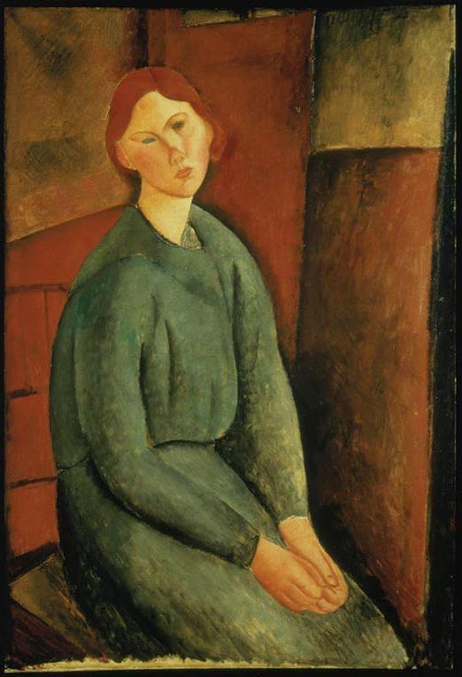 Modigliani: Anne Bjarne