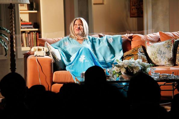Bette Midler a színpadon (Fotó: zimbio.com)
