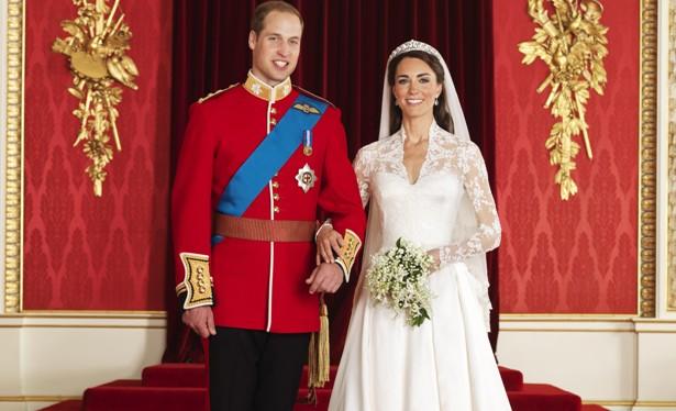 A királyi szülők: VIlmos és katalin (Fotó: parameter.sk)