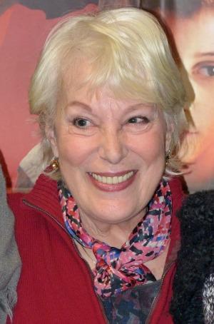 Bernadette Lafont a 2012-es cannes-i filmfesztiválon (Fotó: commons.wikimedia.org)