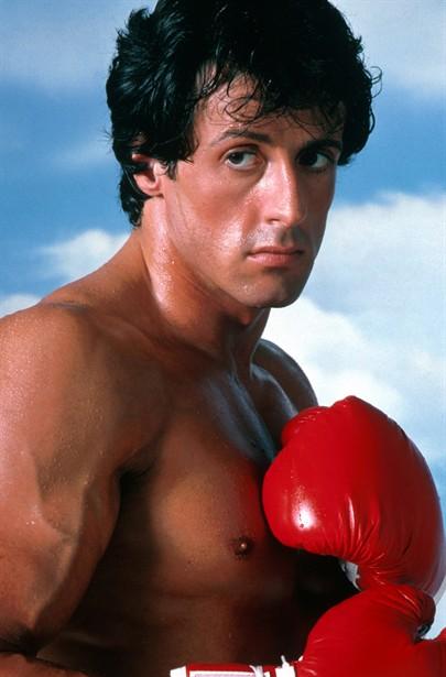 Stallone a Rocky harmadik részében