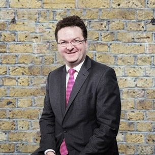 Ewan Venters, a Fortnum & Mason vezérigazgatója