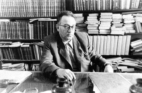Vaszilij Grosszman (Fotó: oroszvilag.hu)