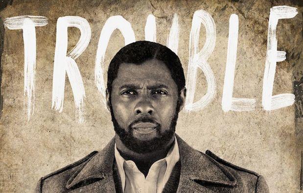 Idris Elba a Mandela-filmben (Fotó: afroedge.com)