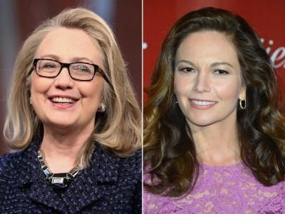 Hillary Clintont játssza majd Diane Lane (Fotó: ivillage.com)