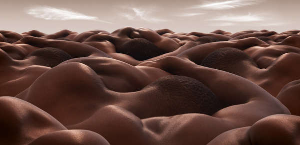Carl Warner: Bodyscapes