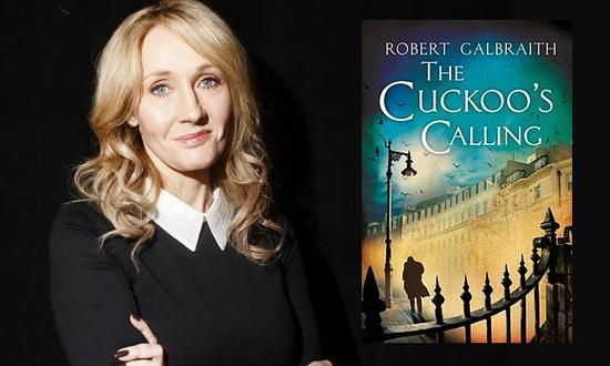 J. K. Rowling: Szól a kakukk