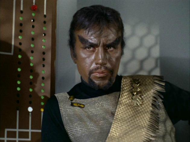Michael Ansara a Star Trekben