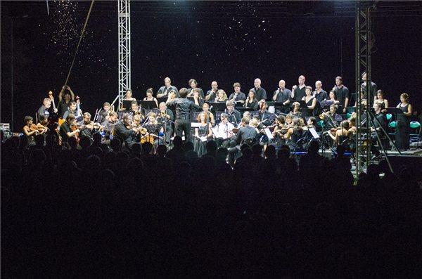 Mozart: Requiem (fotó: mti/Sóki Tamás)