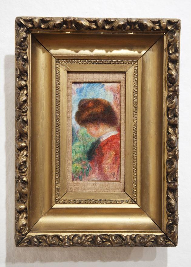 Pierre Auguste Renoir: Etude