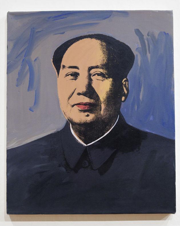 Andy Warhol: Mao
