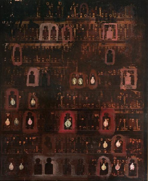 Ország Lili: Keleti ikonosztáz (1968)