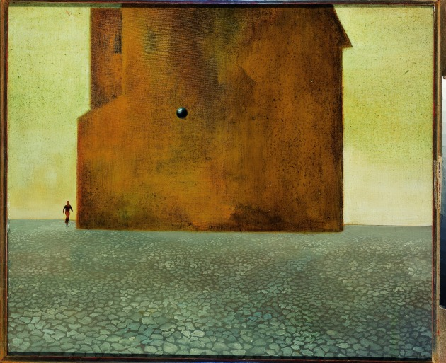 Ország Lili: Nagy fal (1955)