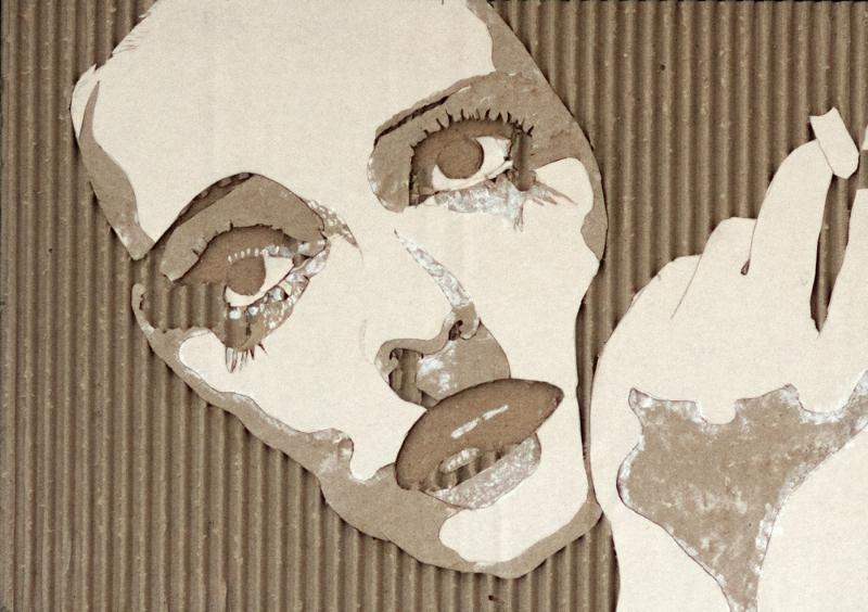 Giles Oldershaw: Bette Davis