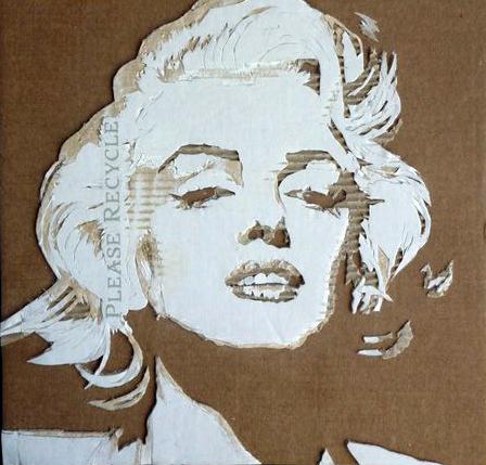 Giles Oldershaw: Marilyn Monroe