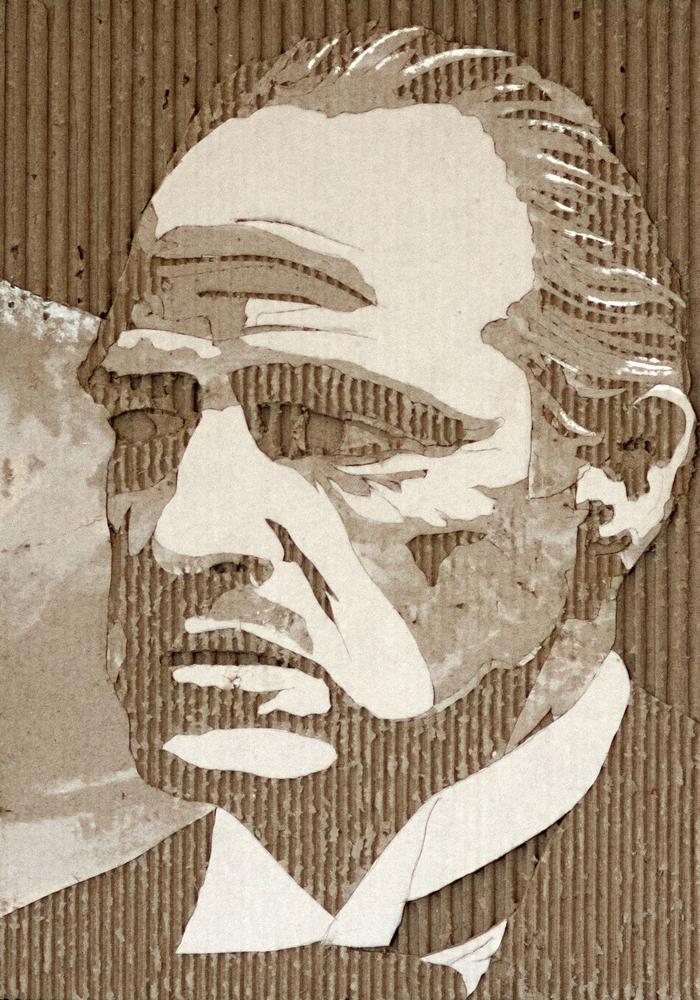 Giles Oldershaw: Marlon Brando