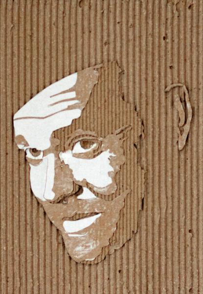 Giles Oldershaw: Orson Welles