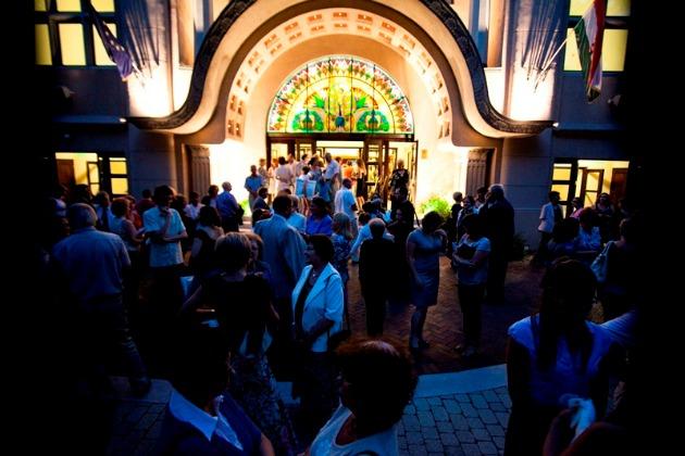 Szivárvány Kultúrpalota - a rendezvény főhelyszíne