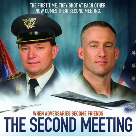 Második találkozás filmplakát