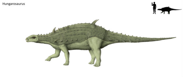 Hungarosaurus (kép: http://hyrotrioskjan.deviantart.com)