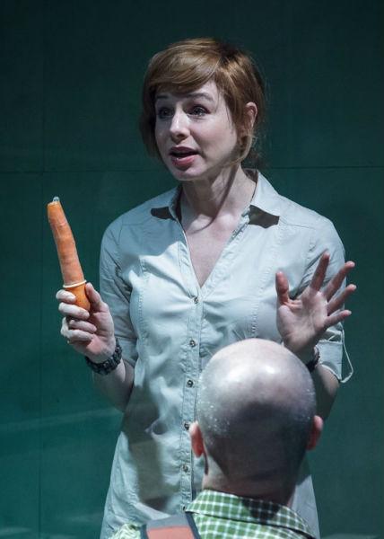 Ónodi Eszter lett a színház legjobb női főszereplője (Mártírok)