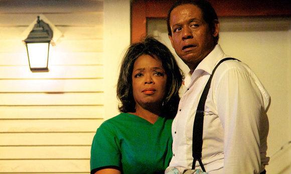 Oprah Winfrey és Forest Whitaker A komornyik című filmben