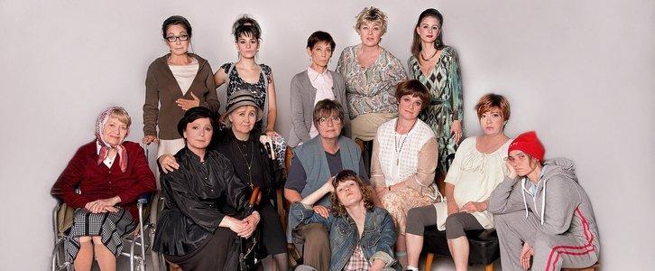 A Sógornők színésznői (Fotó: vigszinhaz.hu)