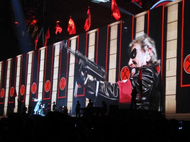 Roger Waters koncertje Torontóban (Fotó: commons.wikimedia.org)