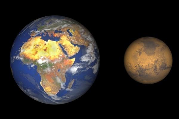 A Földre a Marsról érkezett az élet?