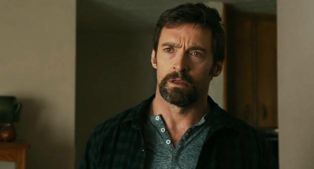 Hugh Jackman a Fogság című film főszerepében