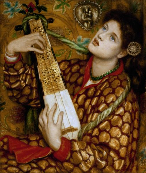 Dante Gabriel Rossetti: Christmas Carol
