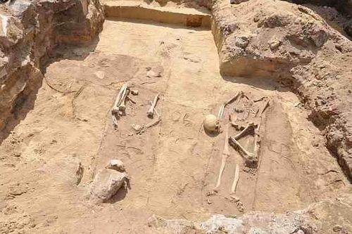 Egy korábbi lelet: nemrég Lengyelországban találtak hasonló sírokat