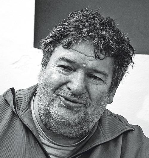 Huszár Tibor (Fotó: novinky.cz)