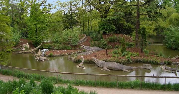 Crystal Palace Park (Fotó: victorianweb.org)