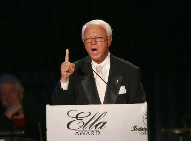 Jerry Sharell (Fotó: zimbio.com)