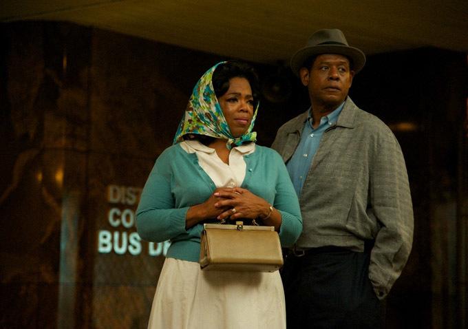 Oprah Winfrey és Forest Whitaker A komornyikban (Fotó: blackfilm.com)