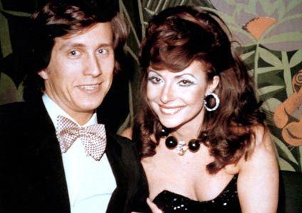Maurizio Gucci és Patrizia Reggiani  1972-ben az esküvőjükön