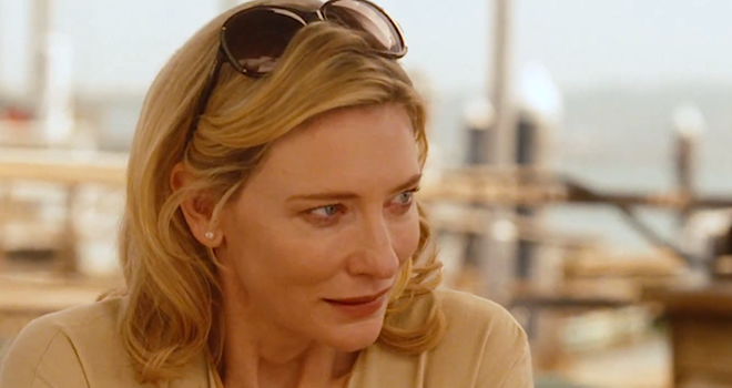 Cate Blanchett a Blue Jasmine-ban (Fotó: artsfuse.org)